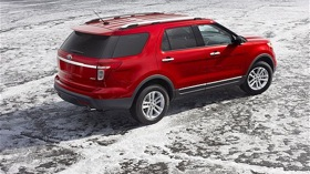 Ford Explorer photo by Ford